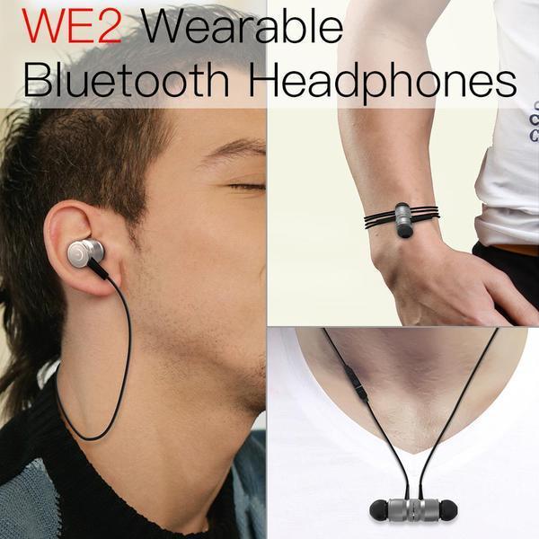 JAKCOM WE2 Giyilebilir Kablosuz Kulaklık Sıcak Satış Diğer Cep Telefonu Parçaları oyun klavyesi olarak indir bf fotoğraf gadget'lar