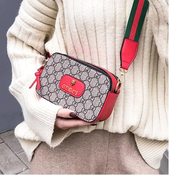 Chegada nova Das Mulheres Do Vintage Bolsas Famosa Marca de Moda Doces Sacos de Ombro Senhoras Totes Simples Trapézio Mulheres Saco Do Mensageiro