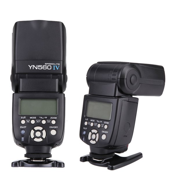 YN 560-IV F la sh-para Canon