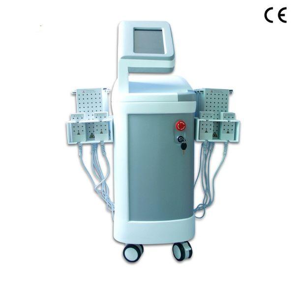 2019 Nouvelle arrivée Détails sur le laser amincissant la graisse d'ultrasons réduisent la machine de levage faciale de cavitation