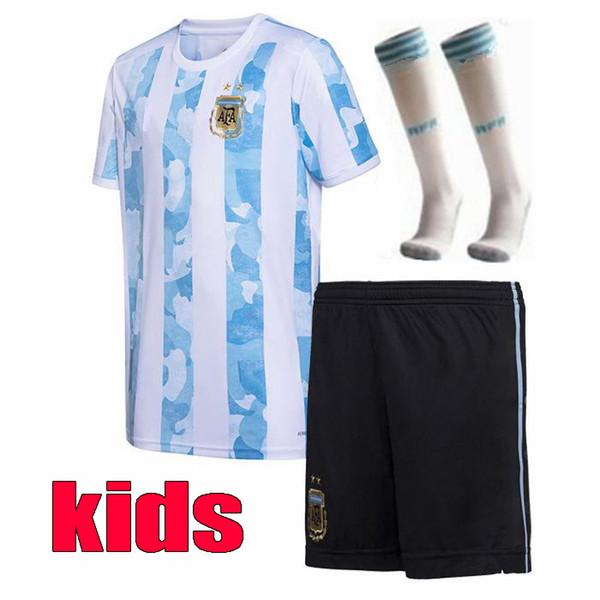 Inicio 2020/21 niños Kit