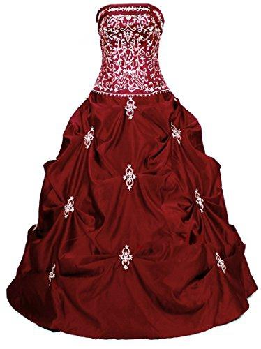 2019 Quinceanera Dresses 15 Party Formal Embroidery Floor-Length Satin Ball Gown Celebrity Formal Party Gown Vestidos De 15 Anos QC1282
