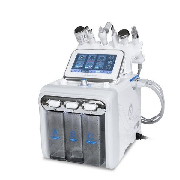 H2O2 Hydra macchina Facial Peeling umidità della pelle imbianca l'ossigeno Jet della pelle del diamante dermoabrasione salone di bellezza Apparecchiatura