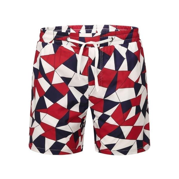 2019 новые высококачественные мужские повседневные пляжные штаны 23 #