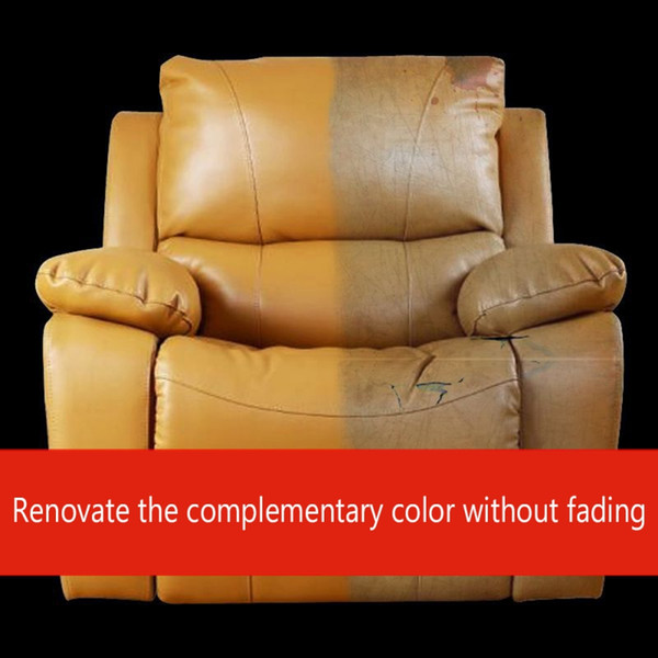 Color Repair Leather Sofa Seat Repair Tool 50ml Leather Paint Refurbished  Change Color Shoes Mother Car Care Products Natural Sponge From Paping, ...