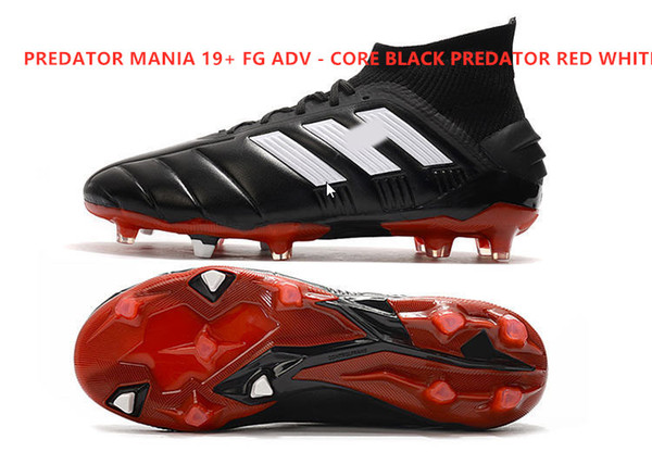 MANIA 19+ FG ADV - CORE BLACK