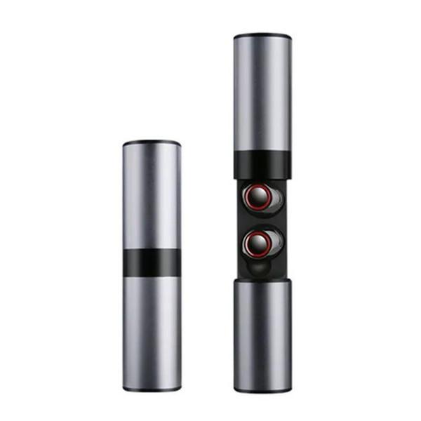S2 TWS Bluetooth Wireless Headset earphones IPX5 Waterproof Mini HiFi Earbuds Magnetic Charging earphone