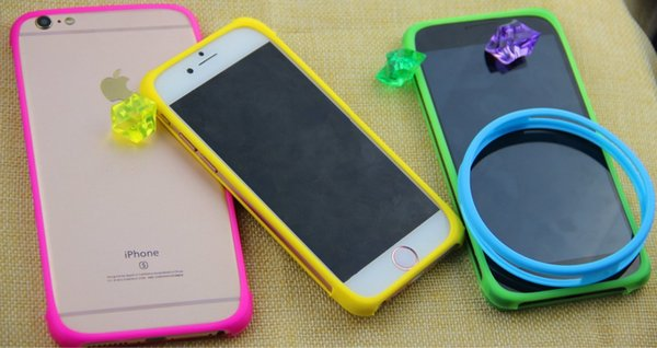 universal soft silicon bumper phone cover case for iphone for samsung for Sony or Huawei