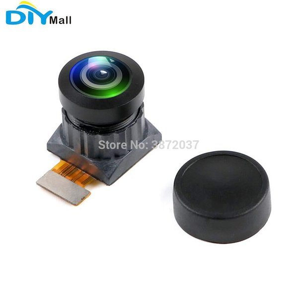 DIYmall PRI Raspberry Pi Camera Module 8MP Sensor Wide Angle 160 Degree FoV Compatible with Raspberry Pi Camera Board V2
