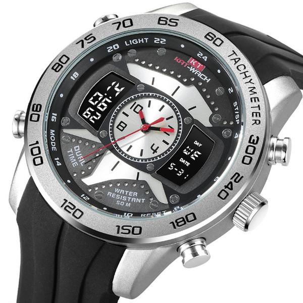 KAT-WACH Watch for Men Business Nightlight Deep Waterproof Sports Electronic Quartz Watch Manufacturer Direct Wholesale