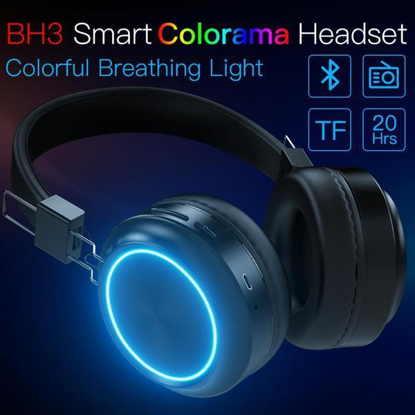 JAKCOM BH3 Smart Colorama Headset New Product in Headphones Earphones as android watches accessories minerals usb dac