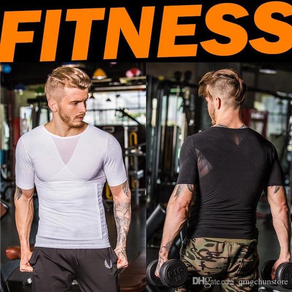 Gym Singlets Sports T-Shirts Mens Tank Tops Bodybuilding Tanks Golds Gym Stringer Tank Top Sports Corset Fitness Sportswear Men'S T-Shi