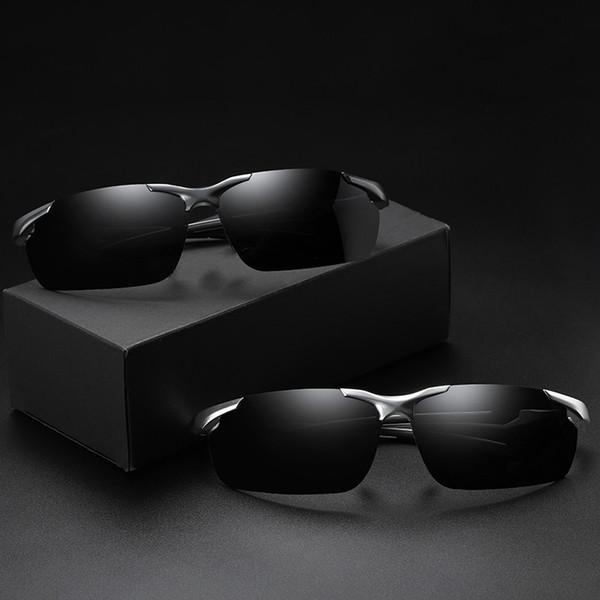 New Men's Brand Designer Outdoor Sports Riding Sunglasses Sports Polarized Sunglasses Bike Racing Sports Sunglasses Women's Riding Glasses