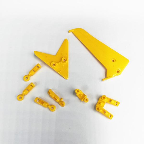 Yellow Tail Recortar elemento de fijación