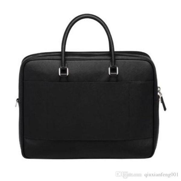 Neue Art und Weise Männer Designer-Handtasche Top-Luxus-Leder High-End-Atmosphäre und edlen einzelne Schulterbeutel NB Temperament Männer: 7023-1 + sechs