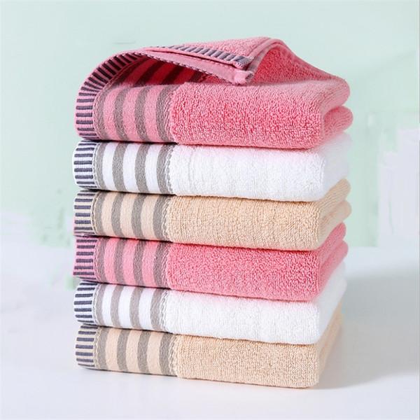 Havlu toptan pamuk kalın, yumuşak, emici ev işlerinde kullanılan mendiller özelleştirilebilir