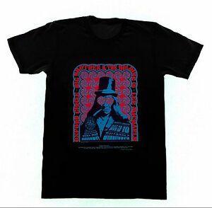 Cartel del concierto del hermano mayor y The Holding Company, camiseta 43 Salón Avalon