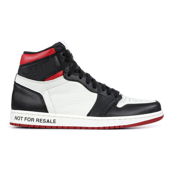 NRG not for resale red