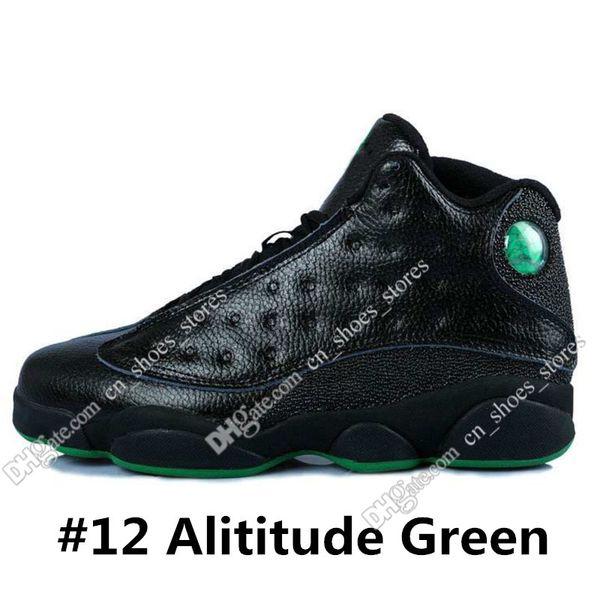 # 12 Vert d'alititude