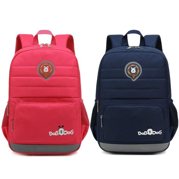 2019 Children School Bag boys Girls Kids Satchel Primary school backpacks Orthopedic Backpack schoolbag kids Mochila Infantil