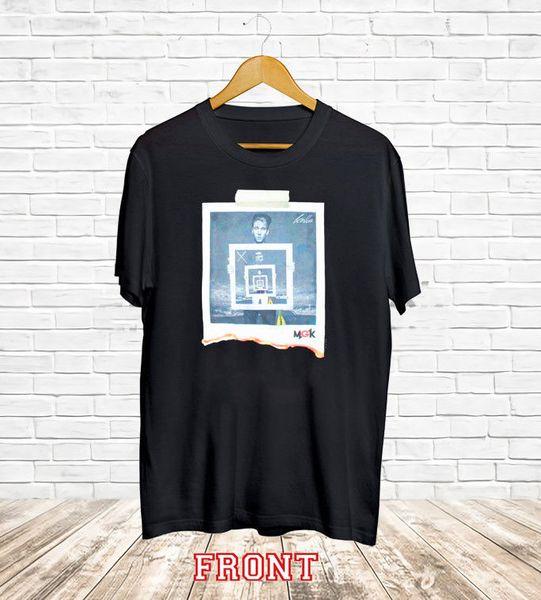 New !!Machine Gun Kelly Frames Men's Black T shirt Tee XS-3XL Harajuku Summer 2018 Tshirt Short Sleeve Plus Size T-shirt