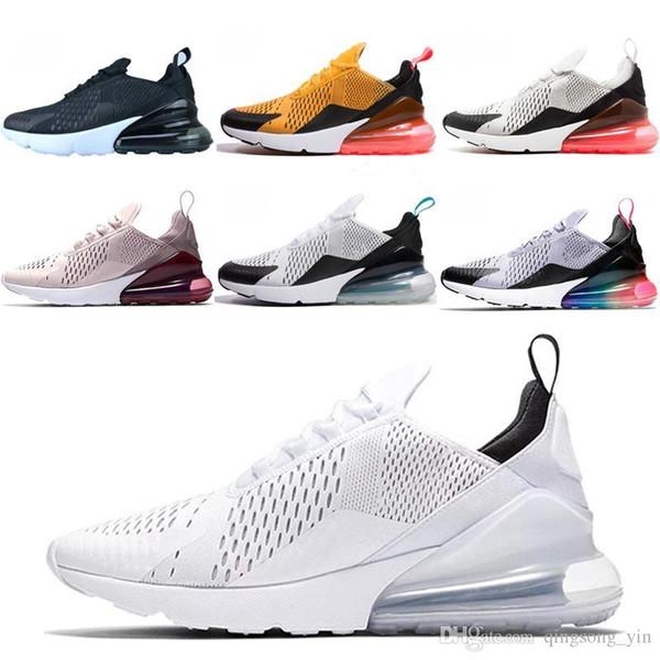 Vendita 2018 Nuove RunningSports Scarpe Nero Bianco Rosso Blu Basket scarpe da tennis Run donne degli uomini più Off Requin Chaussures 5-11