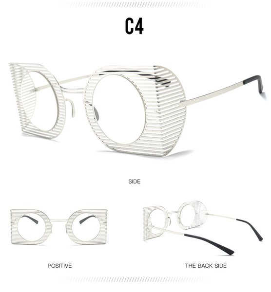 C4 prata / branco