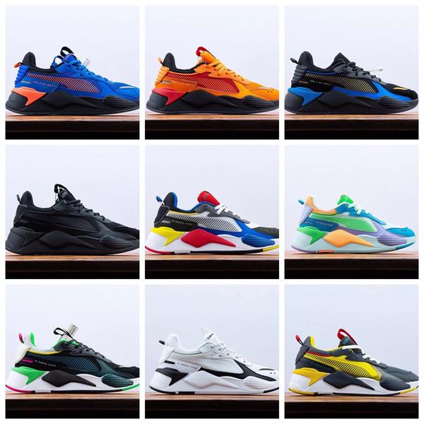 2019 RSX CORE rs-0 / X transformers vintage sneakers erkek ve kadın koşu ayakkabıları koşu ayakkabıları 6-11