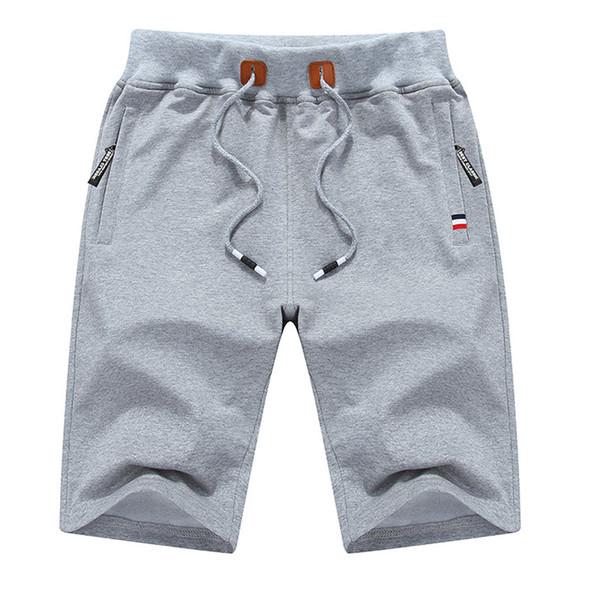 Summer Variety Men's Sports Shorts Cotton Casual Shorts Men Sweat Drawstring Bermuda Masculina Casual Sweatpants Breeches Male
