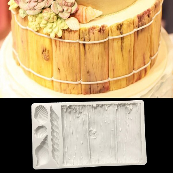 simple cake decorating ideas with fondant.htm 2020 floating wood fondant cake mold candy cookies silicone molds  2020 floating wood fondant cake mold