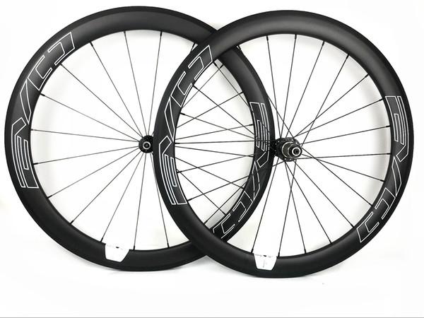 EVO 700C 50mm depth Road bike carbon wheels 25mm width clincher/tubular bicycle super light aero carbon wheelset with 1420 spoke