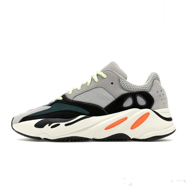 #1 Wave Runner Grey White
