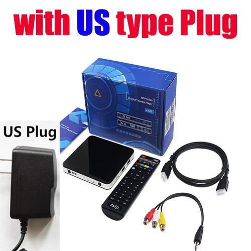 TVIP605 US tipo di spina