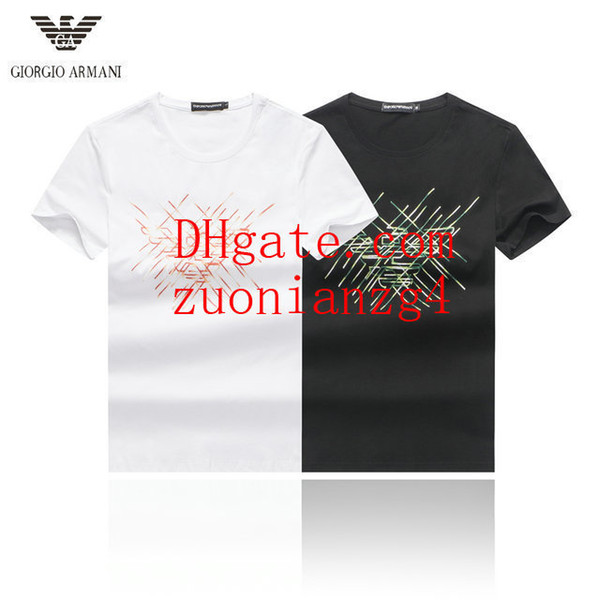2019 nuevas marcas para hombre camisetas survêtements de marque pour hommes camisetas homme chándal para hombre de verano de manga corta para hombre ropa CS-9
