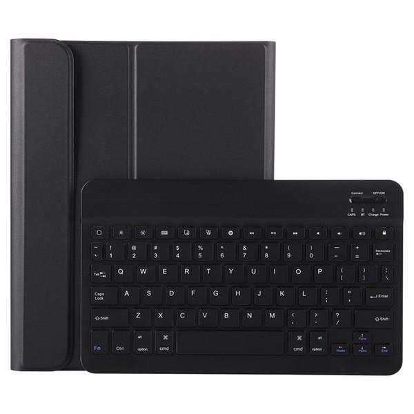 Étui clavier pour Ipad Pro 11-Clavier sans fil détachable Étui de support avant pour étui / housse compatible avec I pad Pro 11