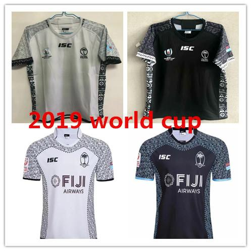 best selling 2019 world cup fiji Rugby jersey Sevens Olympic Shirt 2019 2020 National 7's fiji Rugby shirt Jersey s-3xl