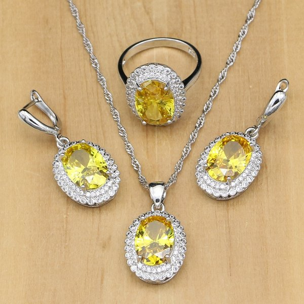Light Yellow Jewelry