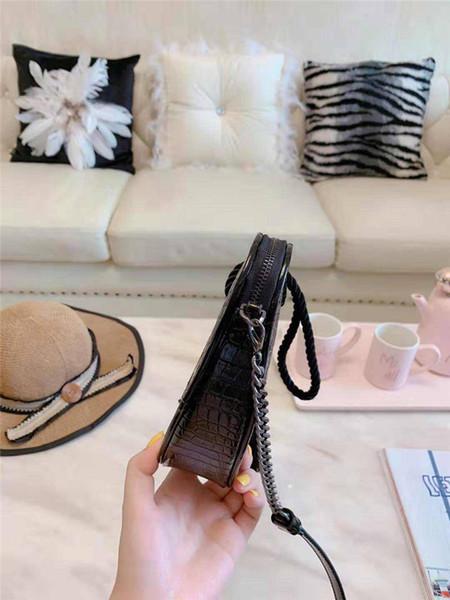 monedero del bolso del diseñador de lujo-totalizadores de la manera bolsos de diseño Mujeres del modelo de la forma del corazón del hombro bolso de diseño crossbody Y borla bolsa de carteras