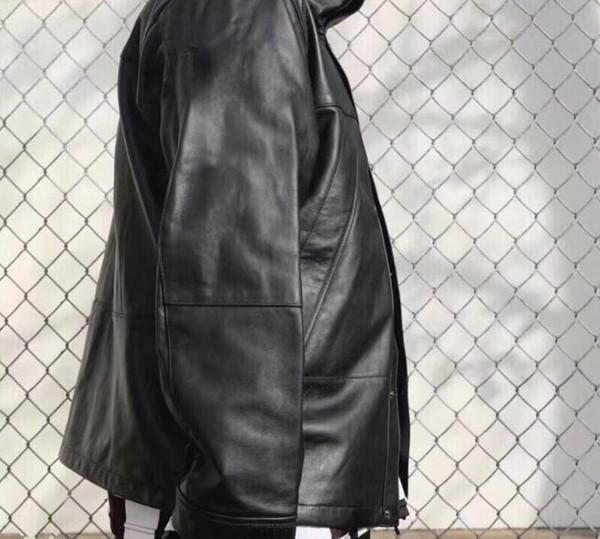 Jaqueta de couro com capuz jaqueta norte homens e mulheres amantes maré NUNCA PARE EXPLORANDO mens designer de agasalhos Coats maiô