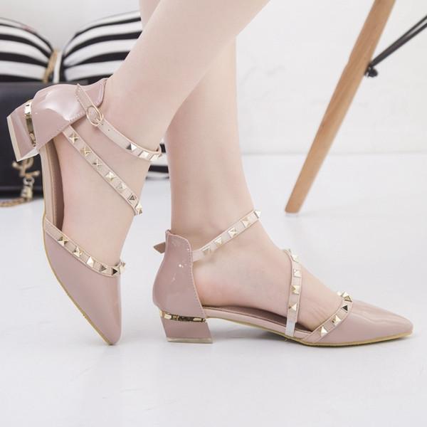 Rosa Low-Heels