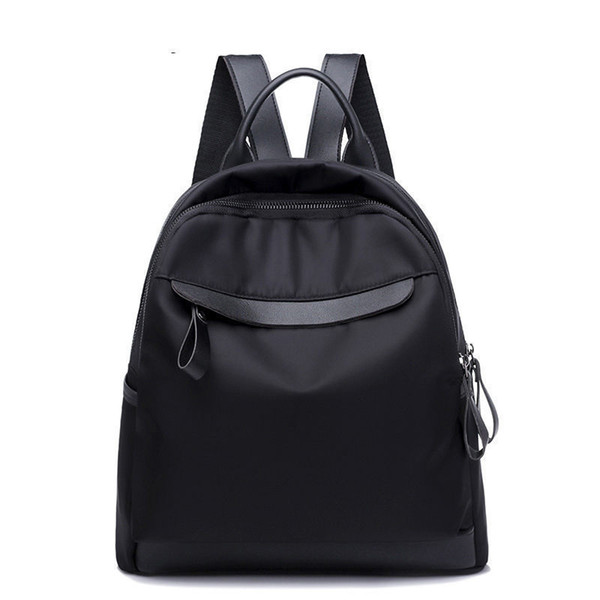 good quality Backpacks 2019 Leisure Oxford Backpack Women Backpack Female For School In Korean Style Backpack Female For Dropshipping