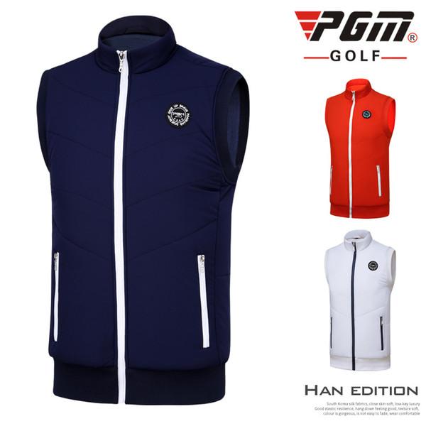 PGM Golfuniform, Herrenweste plus Aufwärmweste.