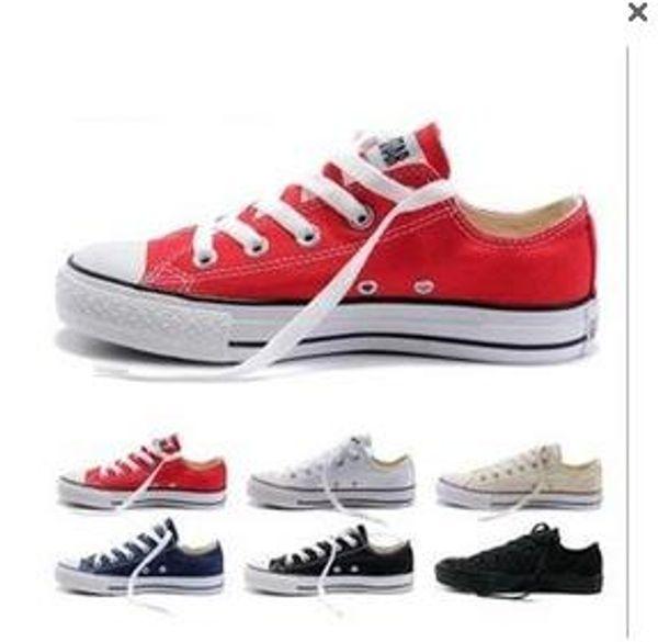 2019 New star big Size 35-45 Casual Shoes Low top stars Classic Canvas Shoe Men's/Women's Canvas Shoes
