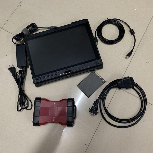 VCM2 with X201T 240GB SSD