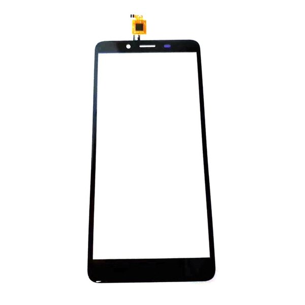 For Highscreen Wallet Touch Screen Touch Panel Sensor Front Glass replacement with free 3m stickers