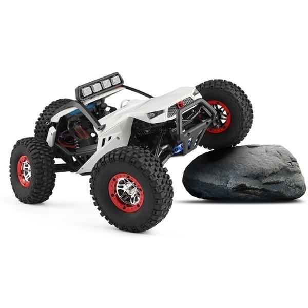 vendita all'ingrosso 12429 1/12 2.4G 4WD ad alta velocità 40 km / h fuoristrada su strada RC auto buggy con testa luce telecomando auto