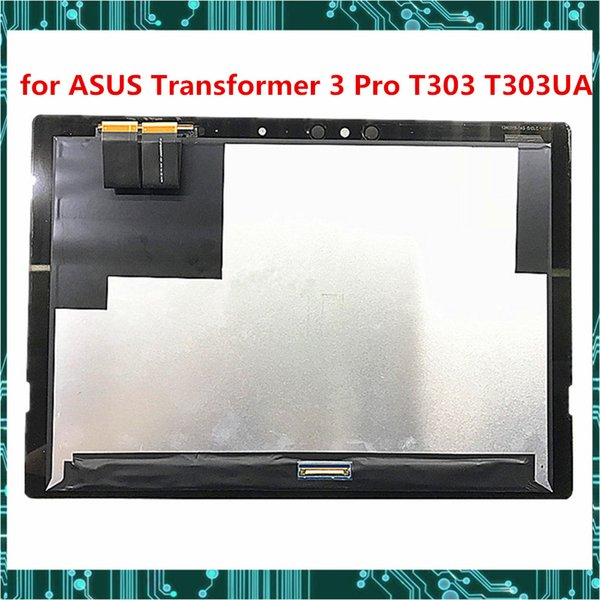 """original for ASUS Transformer 3 Pro T303 T303UA 12.6""""LCD+Touch Screen Digitizer Assembly 2880*1920 Tested"""
