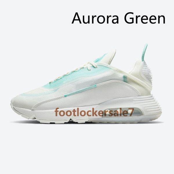 3645-Aurora Yeşil
