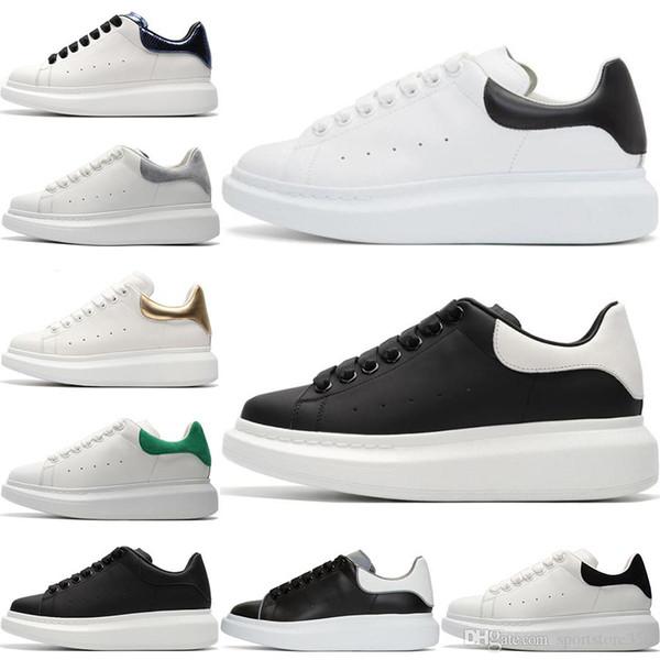 Compre 2020 Negro De Zapatos Ocasionales Atan Para Arriba Confort Diseñador Bonitos Zapatos De Cuero Ocasionales Muchacha De Las Mujeres Zapatillas De