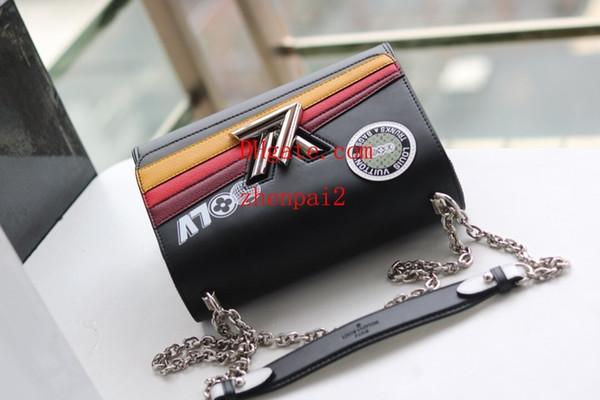 Bolsos de marca monederos mujer bolso bandolera mochila bandolera cartera cartera Cadena de moda Costura de cuero mini mochila bolsa Tw-31